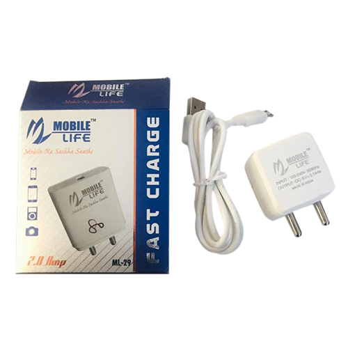 ML 29 2.0 AMP Mobile Fast Charger