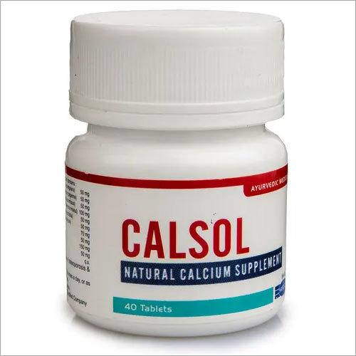 Calsol Tablets (Healthy Bones)