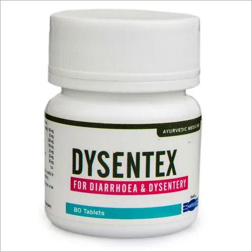 Dysentex Tablets (Diarrhoea & Dysentery)