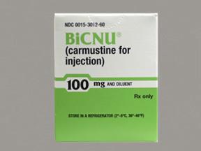 Carmustine Injection
