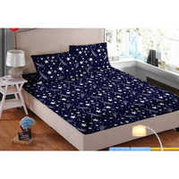 Polycotton Designer Printed Bed Sheet