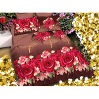 Digital Print Bed Sheet