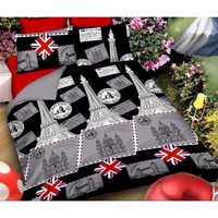 Polycotton Double Bed Sheet