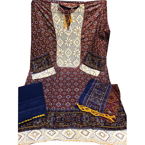 Ladies Pakistani Suit