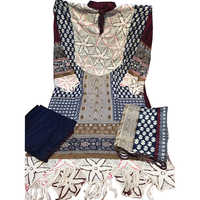 Printed Pakistani Salwar Suit