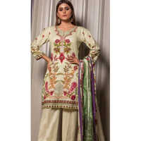 Ladies Pakistani Lawn Suit