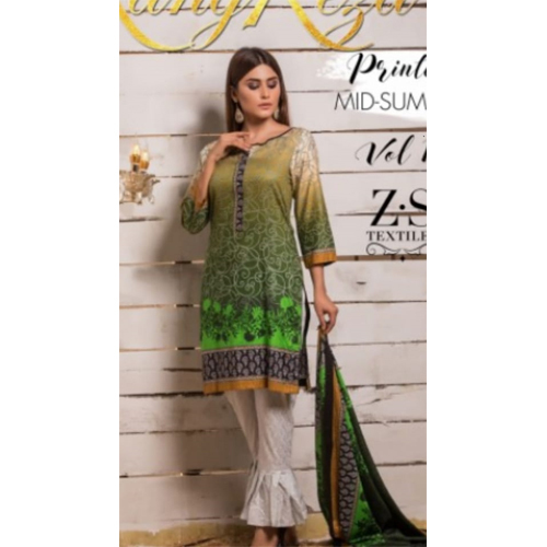 Ladies Fancy Pakistani Suit