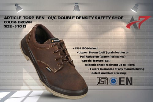 TORP BEN-01/C DOUBLE DENSITY SAFETY SHOES