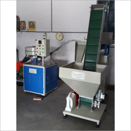 Cap Slitting Machine