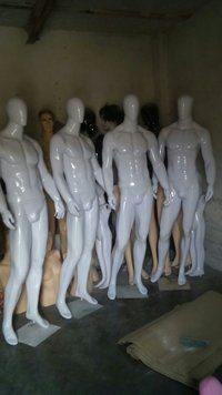 FIBER MALE FASHIONABLE MANNEQUIN