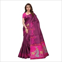 Khadi Silk Saree