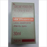 lignocane hydroclorideadrenalinebitartrateinjection