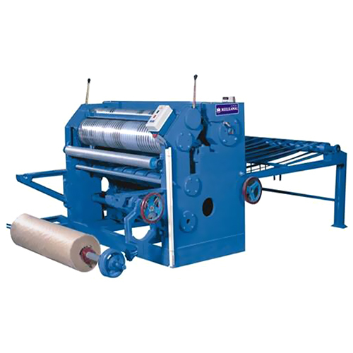 Paper Sheet Cutter Machine