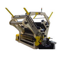 Dual Paper Corrugation Machine