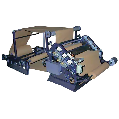 Oblique Paper Corrugation Machine