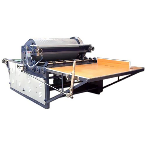 Single Flexographic Printing Machine
