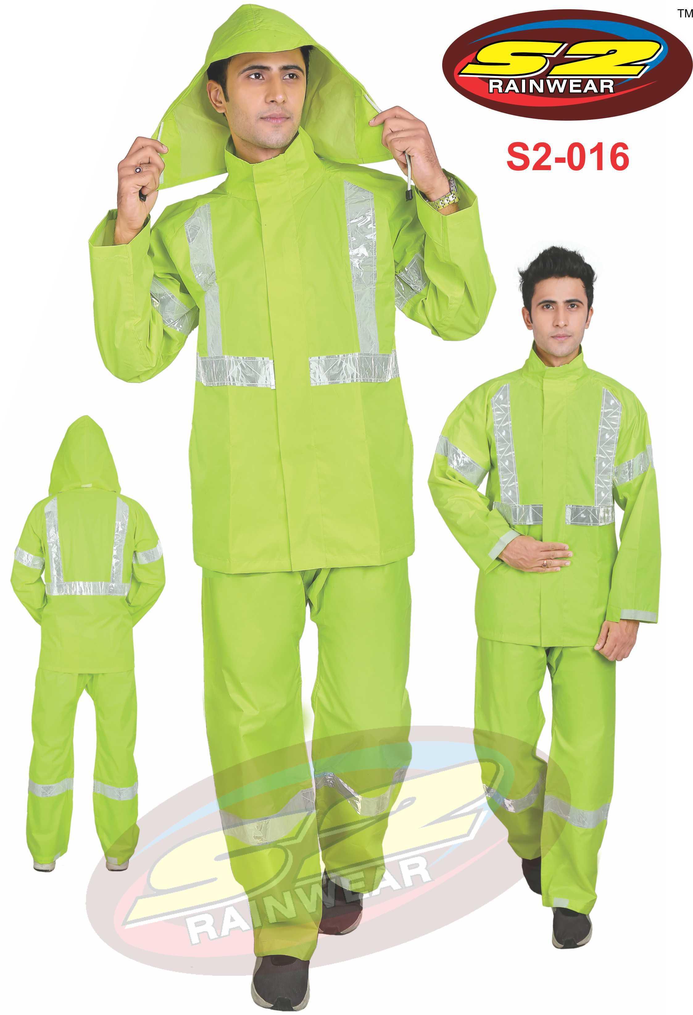 Polyester Rain Suit