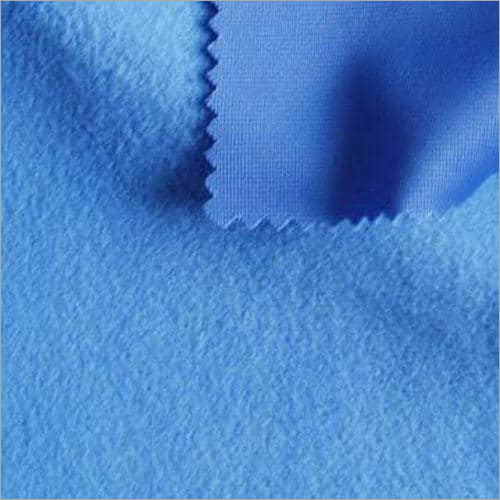 Plain Spun Fleece Fabric