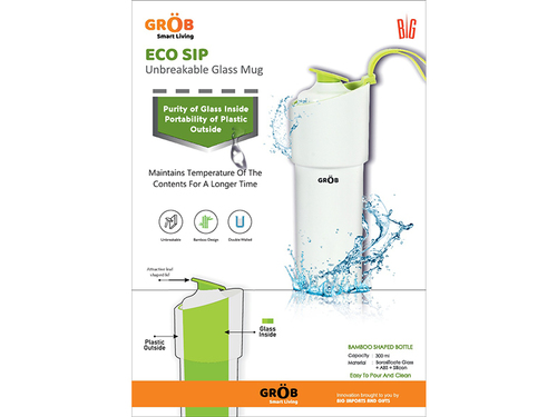 Eco SIP Flask