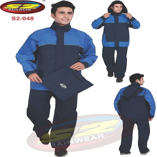 Full Body Cover rain Suit With Cap