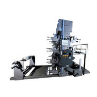 6 Colour Paper Printing Machine