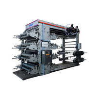 8 Colour Flexographic Printing Machine