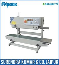 Continuous Pouch Sealer Band sealer machine