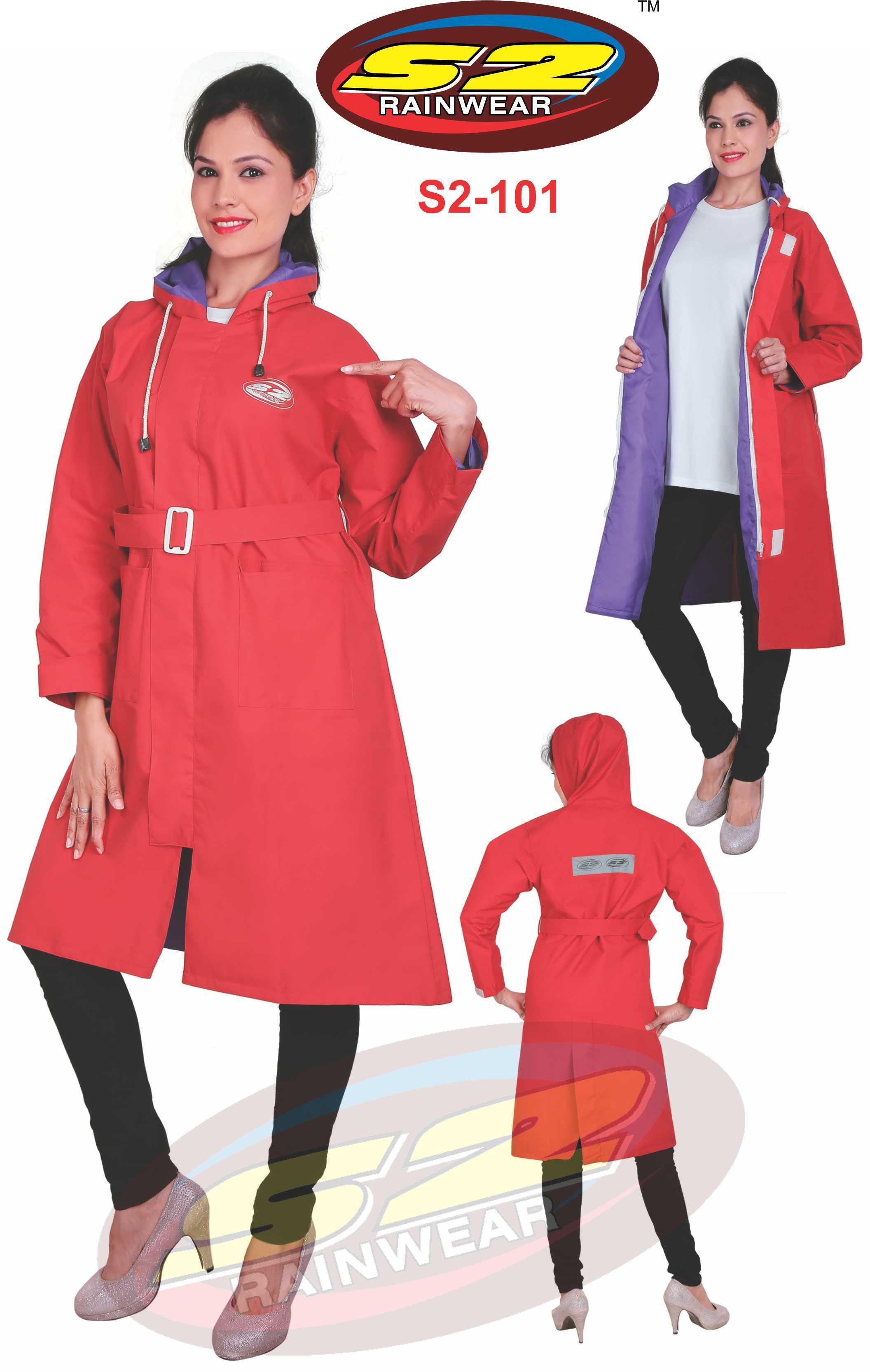 Half  Rain Suit For Women