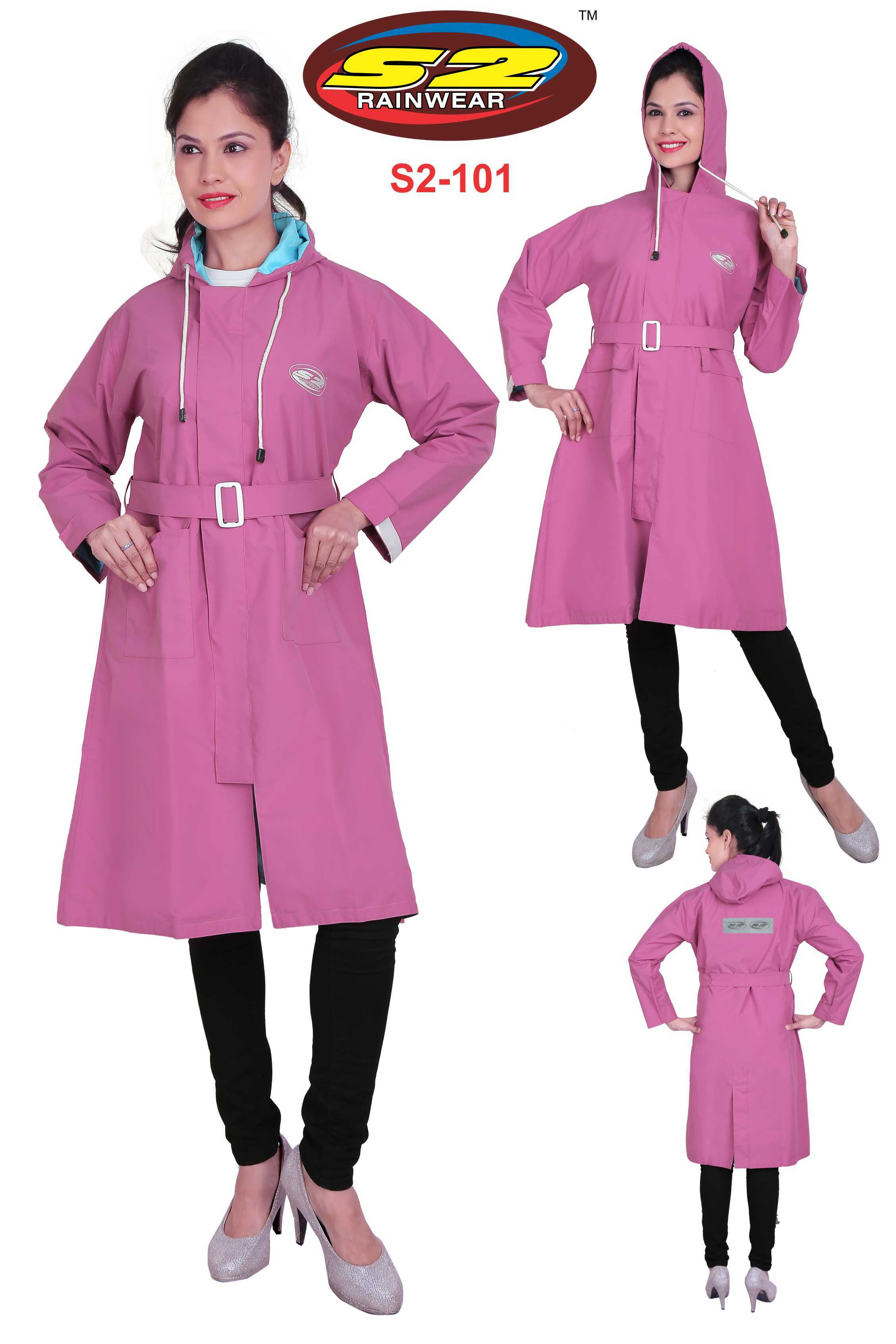 Half  Rain Suit For Women