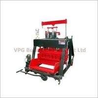 860 Model Hollow Block Machine