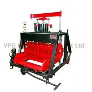1060 Model Hollow Block Making Machine