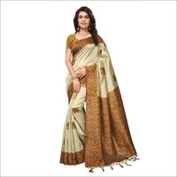 Kashmari Silk Saree