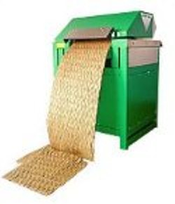 VG Carton box recycling machine