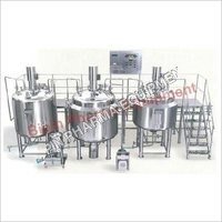 SS Liquid Manufacturing Plant