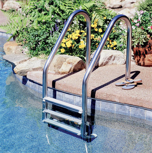 SS Pool Ladder