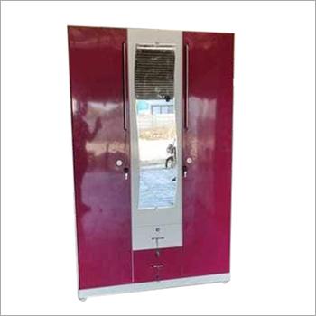 Three Door Deluxe Steel Almirah