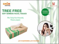 Tree Free Soft Bamboo Tissue