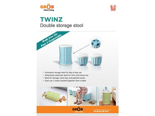 Twinz Decker Smart Box