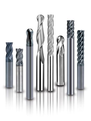 Carbide Endmills & Drills