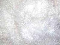 Polyester Waste White Poy Yarn