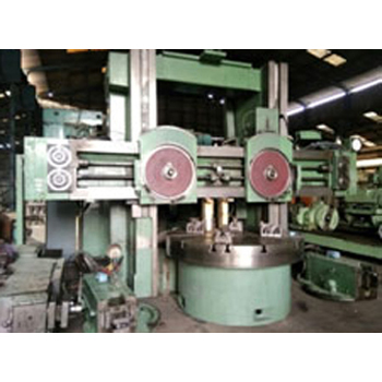 Vertical Boring Mill Machine