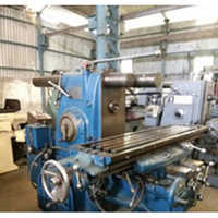 Used Horizontal Mill Machine