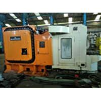 CNC HMC Machine