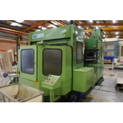Twin Pallet Horizontal Machining Centre