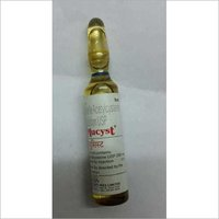 Sterile Acetylcyssteine Solution