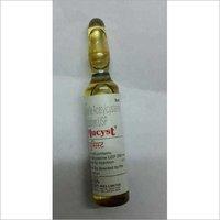 Sterile acetylcyssteine solution