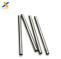 Tungsten carbide rod  h6 ground unground with straight hole  helix hole