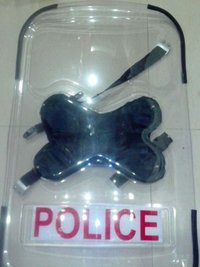 Polycarbonate Police Shield