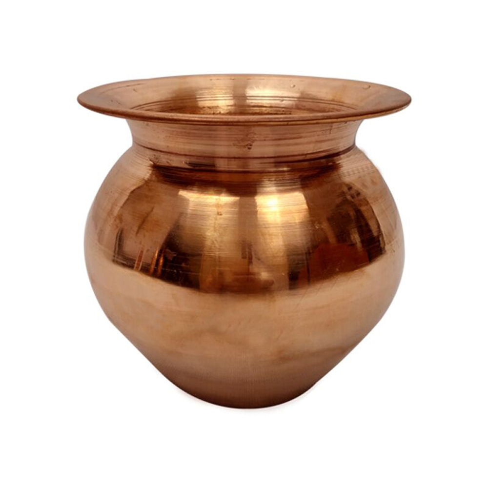250 ML Pure Copper Kalash