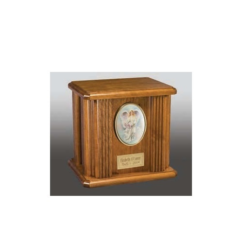 Jefferson Wood Air Force Urn